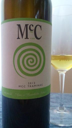 MCC Traminac 2012.